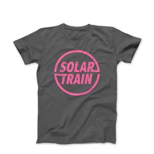 Tony Solar Train T Shirt Pink -